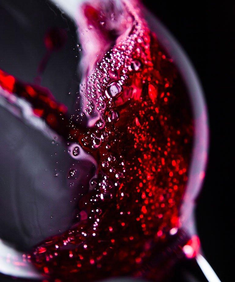 bodega de vino copa de vino