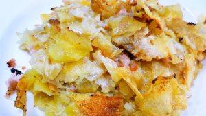 Patatas al pastor Mesón Castellano 239 en Tudela de Duero
